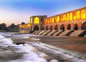 مراکز گردشگری اصفهان